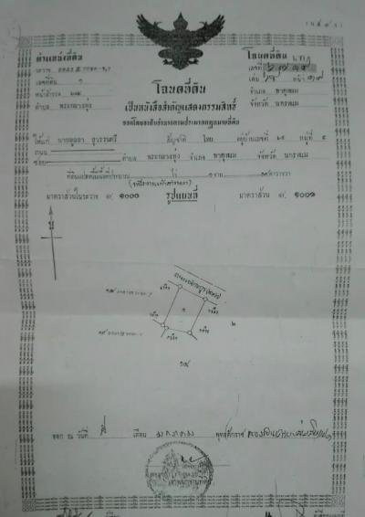 บ้านพร้อมที่ดิน 1500000 นครพนม ธาตุพนม พระกลางทุ่ง