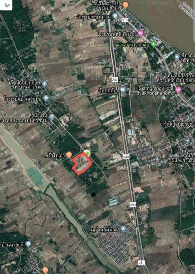 ที่ดิน 25000000 นครพนม เมืองนครพนม